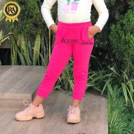 Calça Legging Infantil Cotton