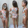 Body Infantil Estampado Laura