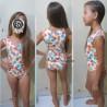 Body Infantil Estampado Laura