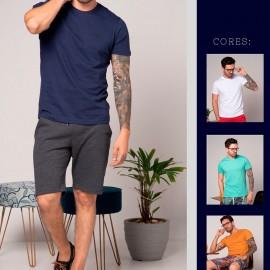 Camisa Masculina Basica Too Goog