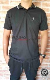 Camisa Gola Polo Piquet Masculina Adulta