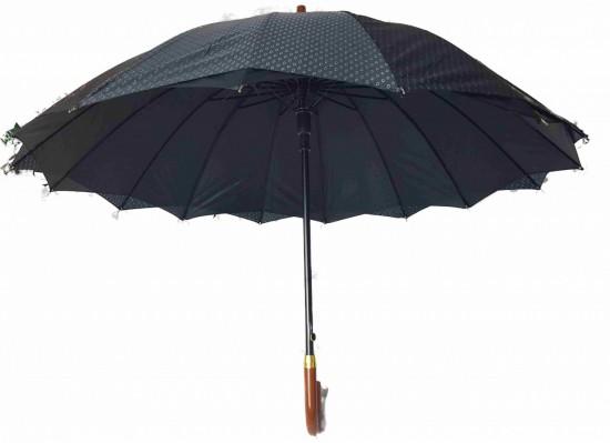 Guarda chuva dois tecidos atacado