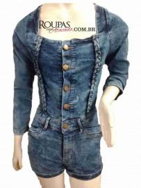 Macaquito Jeans feminino Vários Modelos