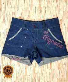 Short Jeans Curto Basic