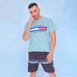 Camisa Algodão Masculina  Nafis