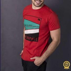 Camisa Algodão Masculina Maphi
