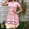 Vestido Boneca Estampado