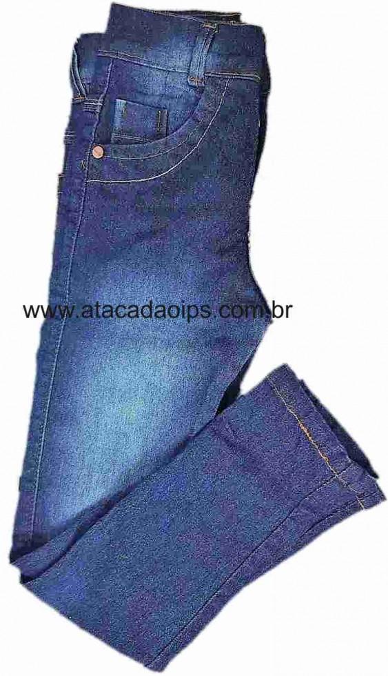 e93a2812f Calça Skinny Jeans infantil masculina