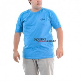 Camisa Masculina Plus Size
