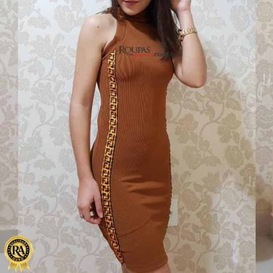 Vestido Colorido Feminino Lis