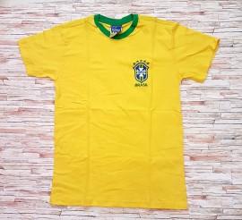 Camisa Brasil Algodão Masculina