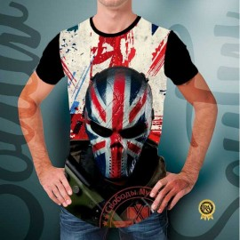 Camisa Longline Oversized Adulta Com Suplimação PMG