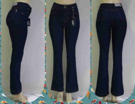 aa47577a39 Calça Jeans Feminina cintura alta Atacado