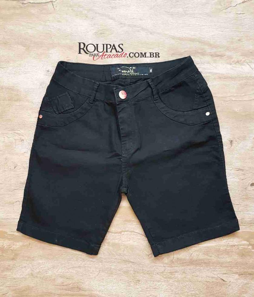 aca9835b6 Bermuda Jeans Plus Size Atacado