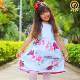 Vestido Infantil Arrumado Boneca