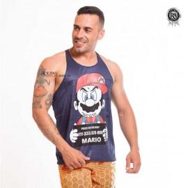 Regata Masculina Fitness Furadinho