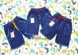 Bermuda Jeans Infantil masculina