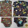 kit Sunga e Camisa UV Infantil Estampada