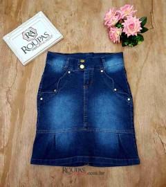 Saias Jeans com Lycra Evangélica vários modelos