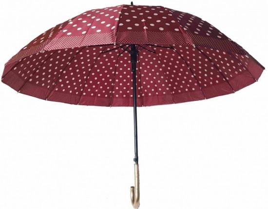 Guarda-chuva sombrinha 32 aspas