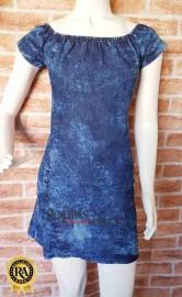 Vestidos Curto Jeans feminino Vários Modelos