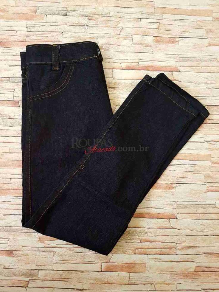 7792dce53 Calça Jeans infantil masculina Tradicional Basic - Roupas Para Atacado
