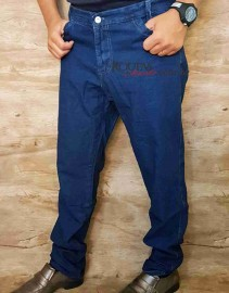 Calça Jeans Masculina Tradicional Basic
