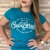 Camiseta Baby Look Feminina Algodão