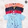 Camisa infantil Multi 2 a 8 anos