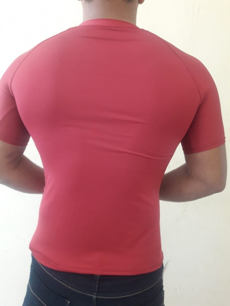 7077597f8a Camisa UV Manga Curta Masculina - Roupas Para Atacado